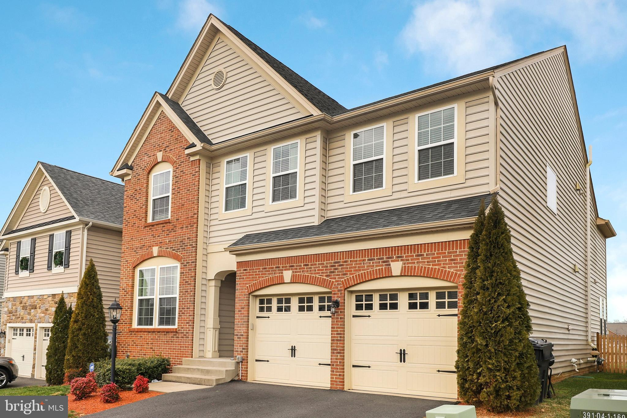 Over 4000 square feet of exceptional living space on the new side of sought after Glenkirk Estates!