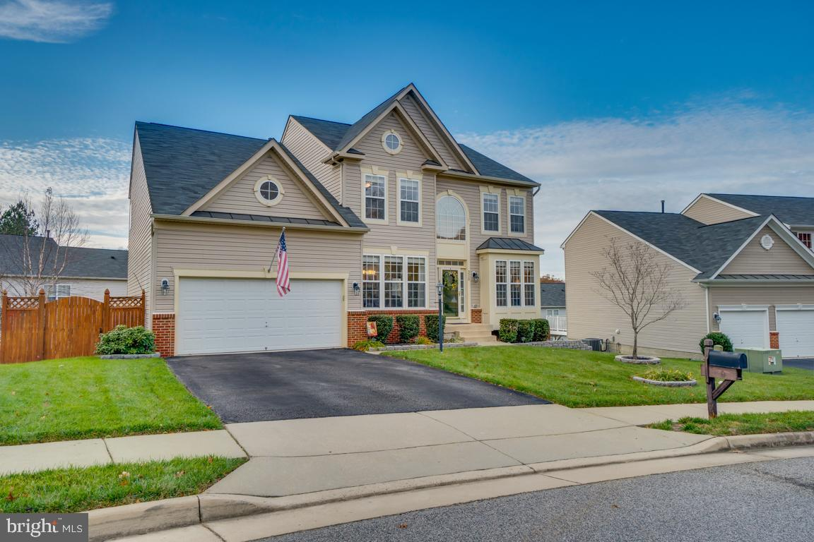 Snag this exceptional home just in time for the holidays! Pride of ownership shines brightly from th