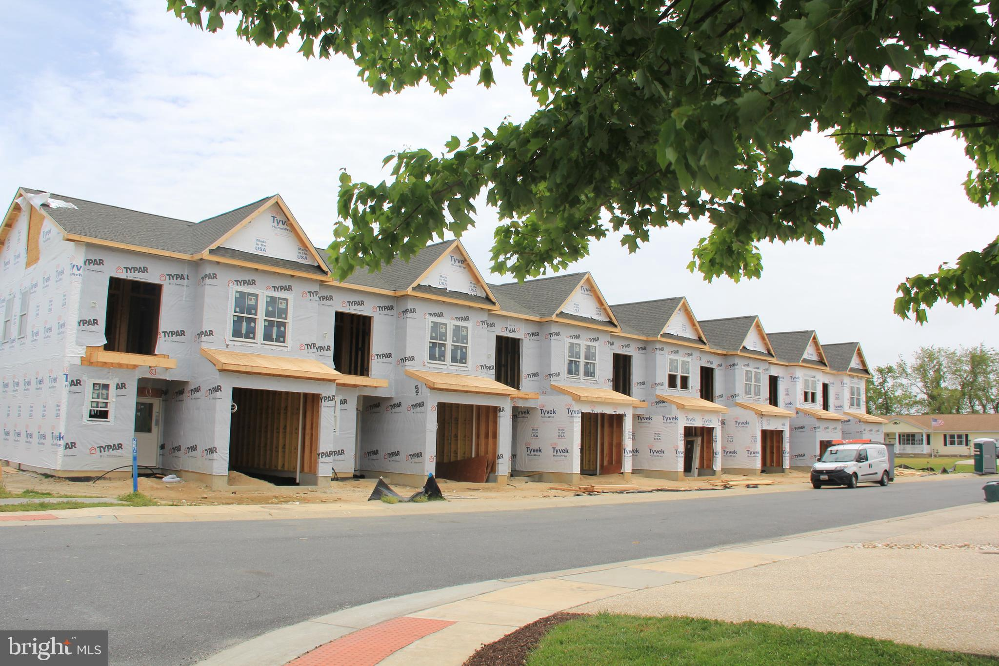 New construction homes less than 2 miles from Bethany Beach!  The final phase of Bethany Grand.  The