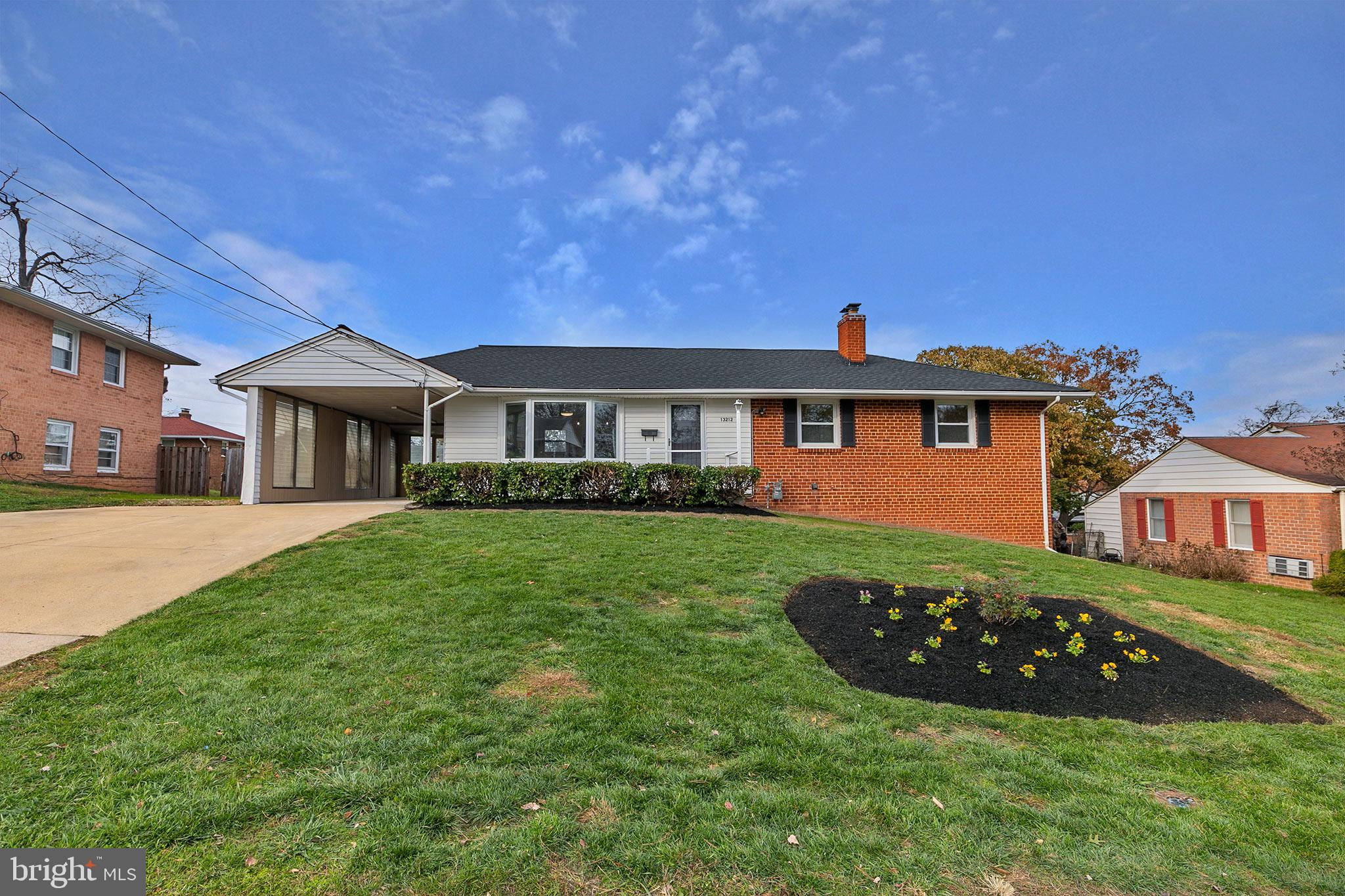 Nice home, totally renovated, new open kitchen,  new bathrooms, refinished  floors,  two bonus rooms