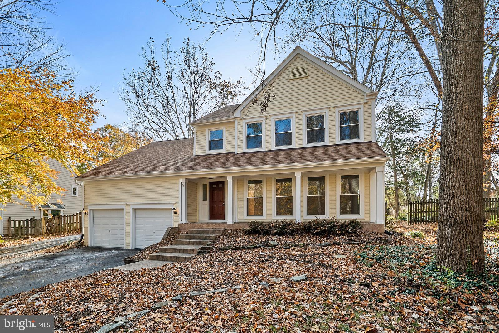 Lovely renovated 4BR 2.5 BA Colonial ready for new owners! Features include: Wood floors on main lev