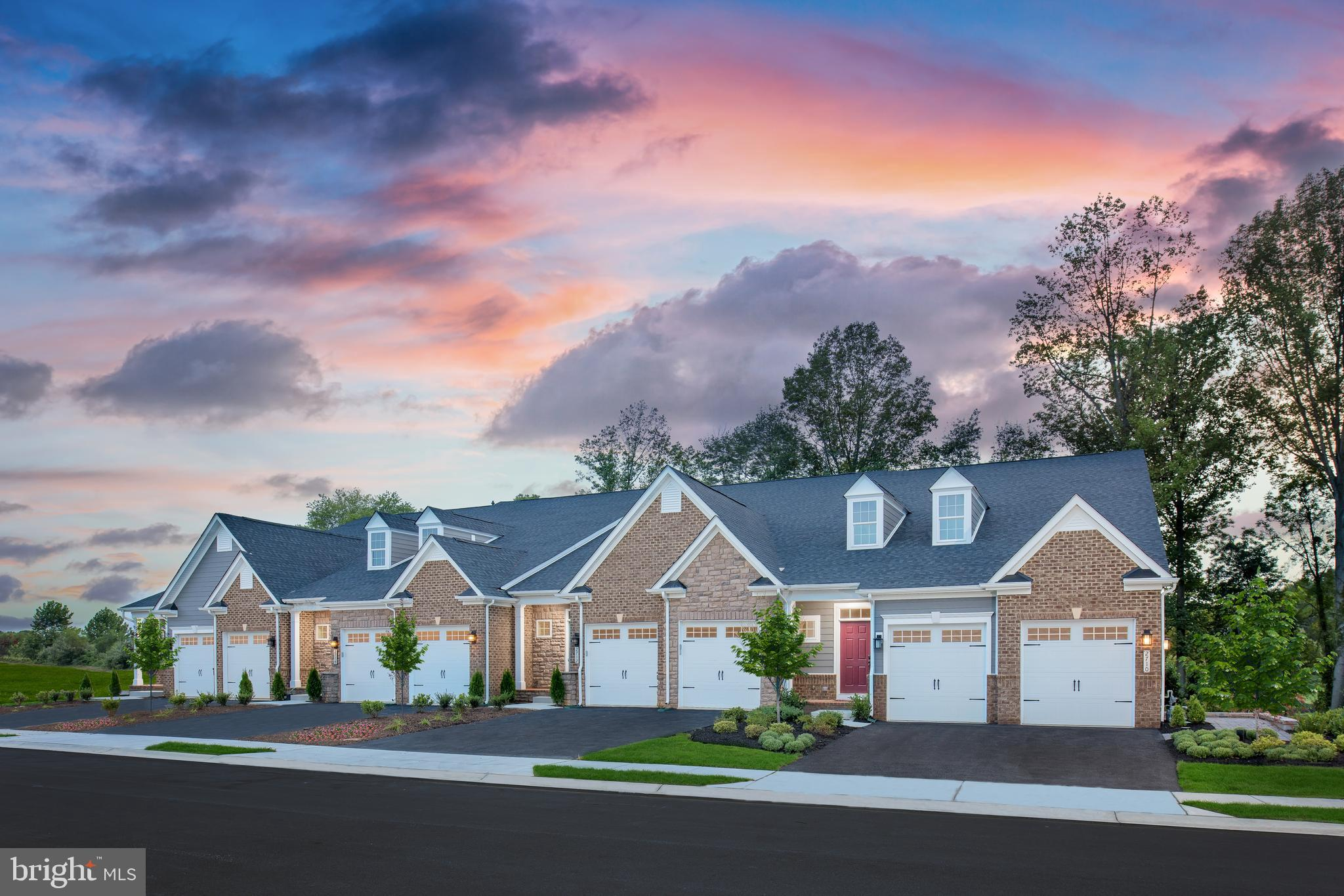 NEW TURF VALLEY SECTION JUST RELEASED! NV Homes Park View at Turf Valley features a first floor owne