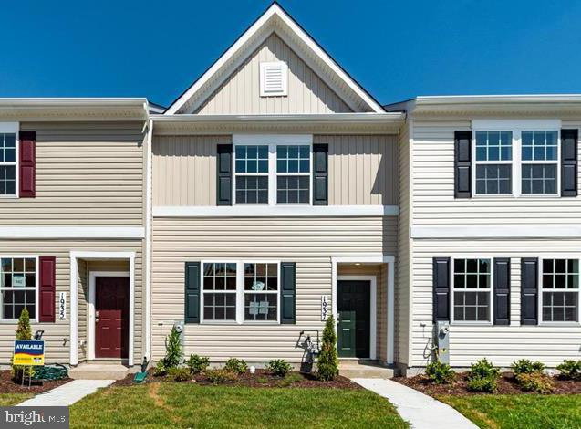 QUICK DELIVERY! Lowest priced New Townhome in Harford County! Popular Jefferson home design includes