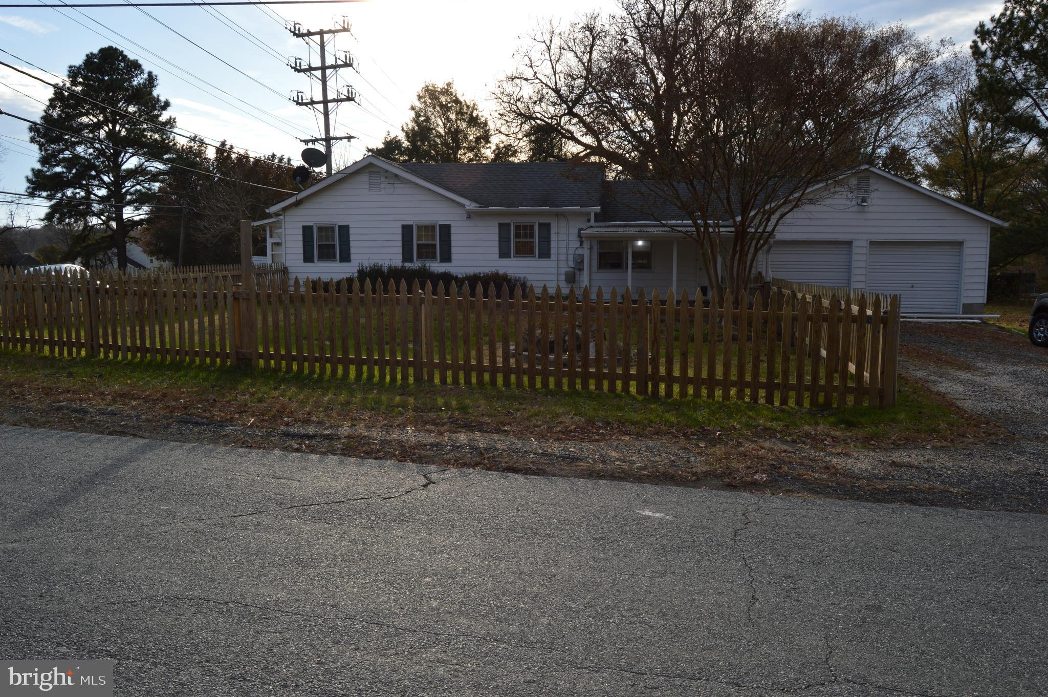 Spacious 3 bedroom, 3 full bathroom rancher with many updates. Roof and gutters less than 6 years ol