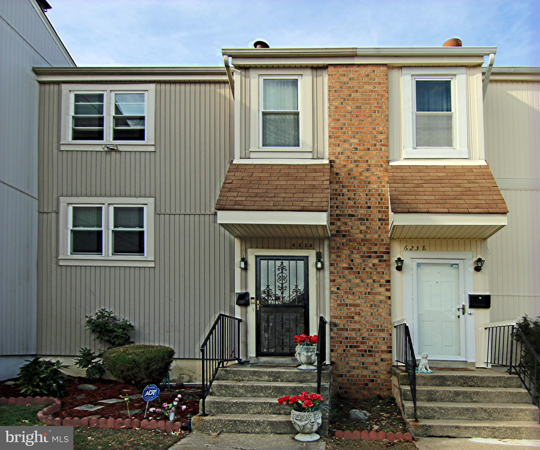 Location, location, location!  Three level interior townhome, freshly painted and move in READY. Liv