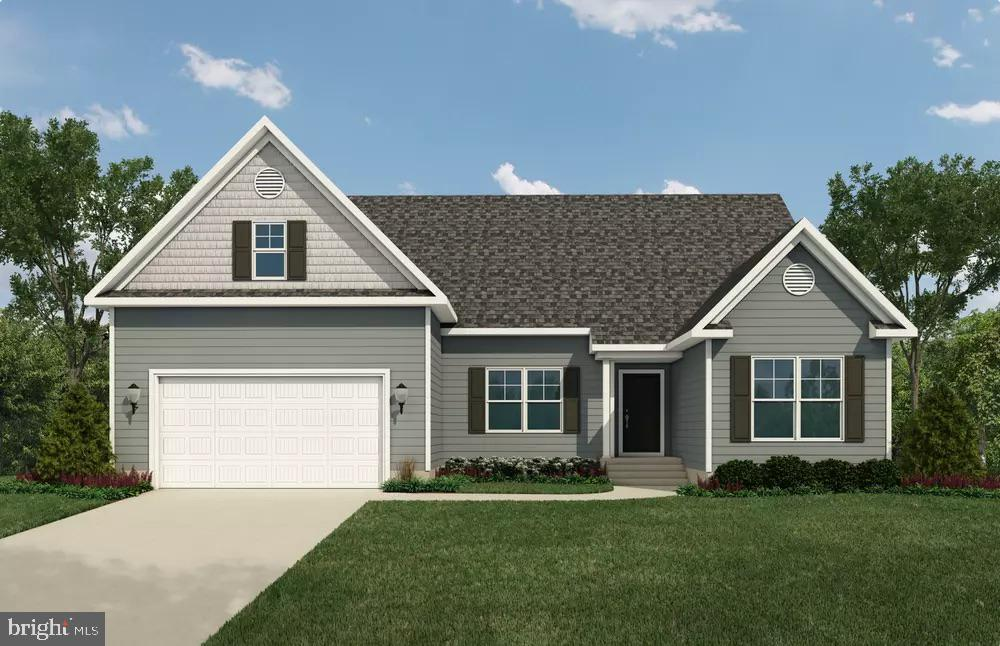 Welcome to Little Meadows  - a 55+ community with low HOA. The Jerry Model by Insight features forma