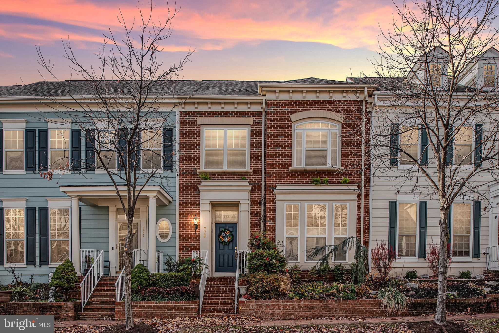 Spectacular Brick Front Home in  the Desirable Water-Oriented Community of Belmont Bay. Don't miss o