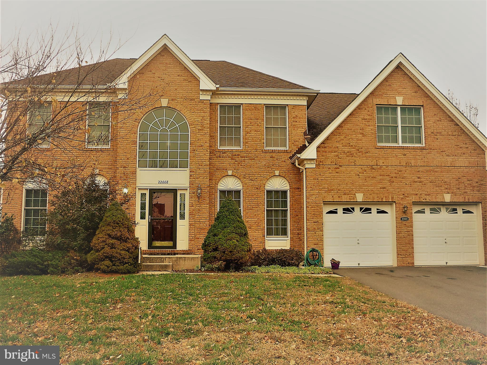Amazing price on spacious, light filled, brick front Toll Bros home in convenient and  amenity rich