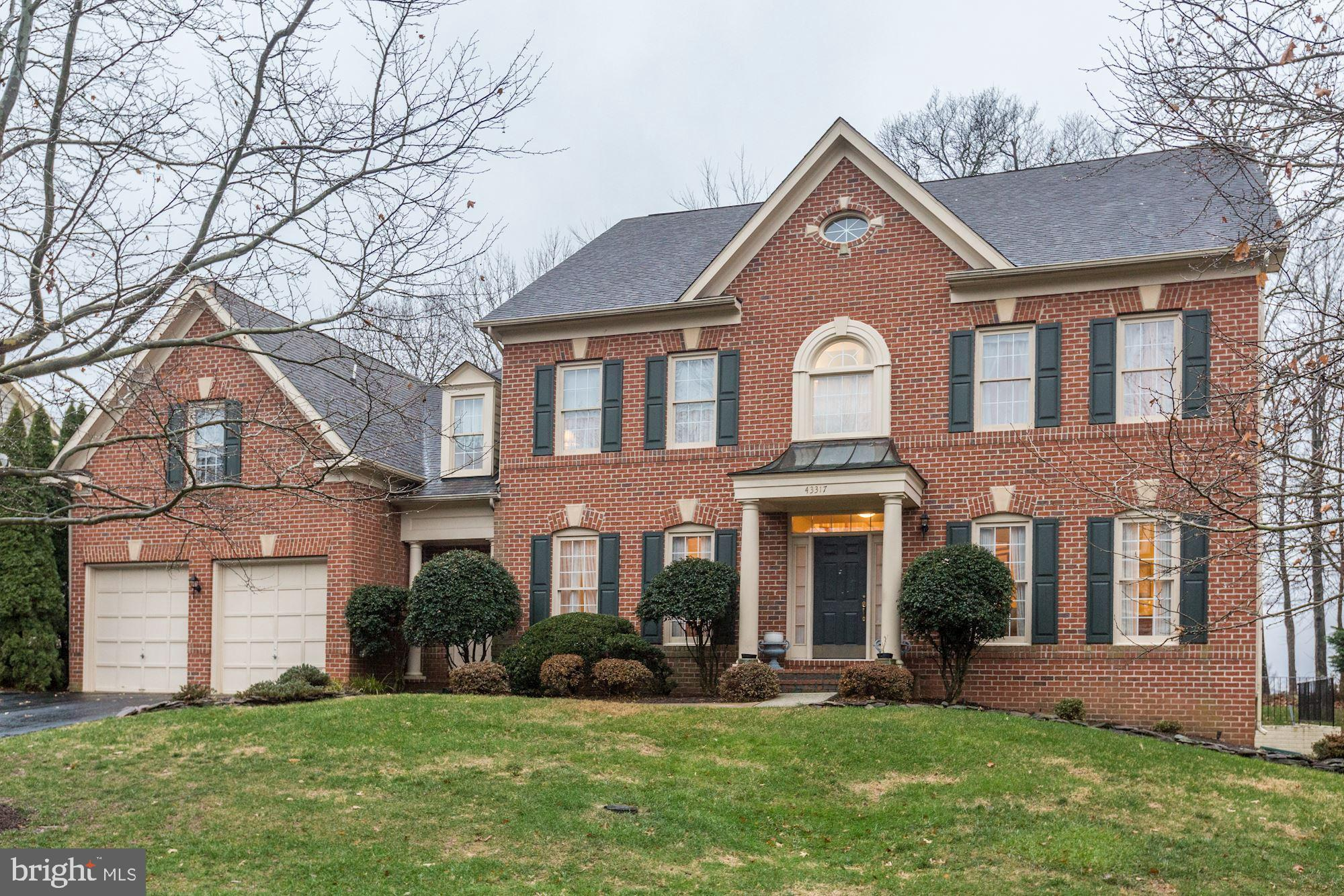 Imagine making this spacious, bright and open  4 BR  4.5 Baths house yours. It is ready to move in.