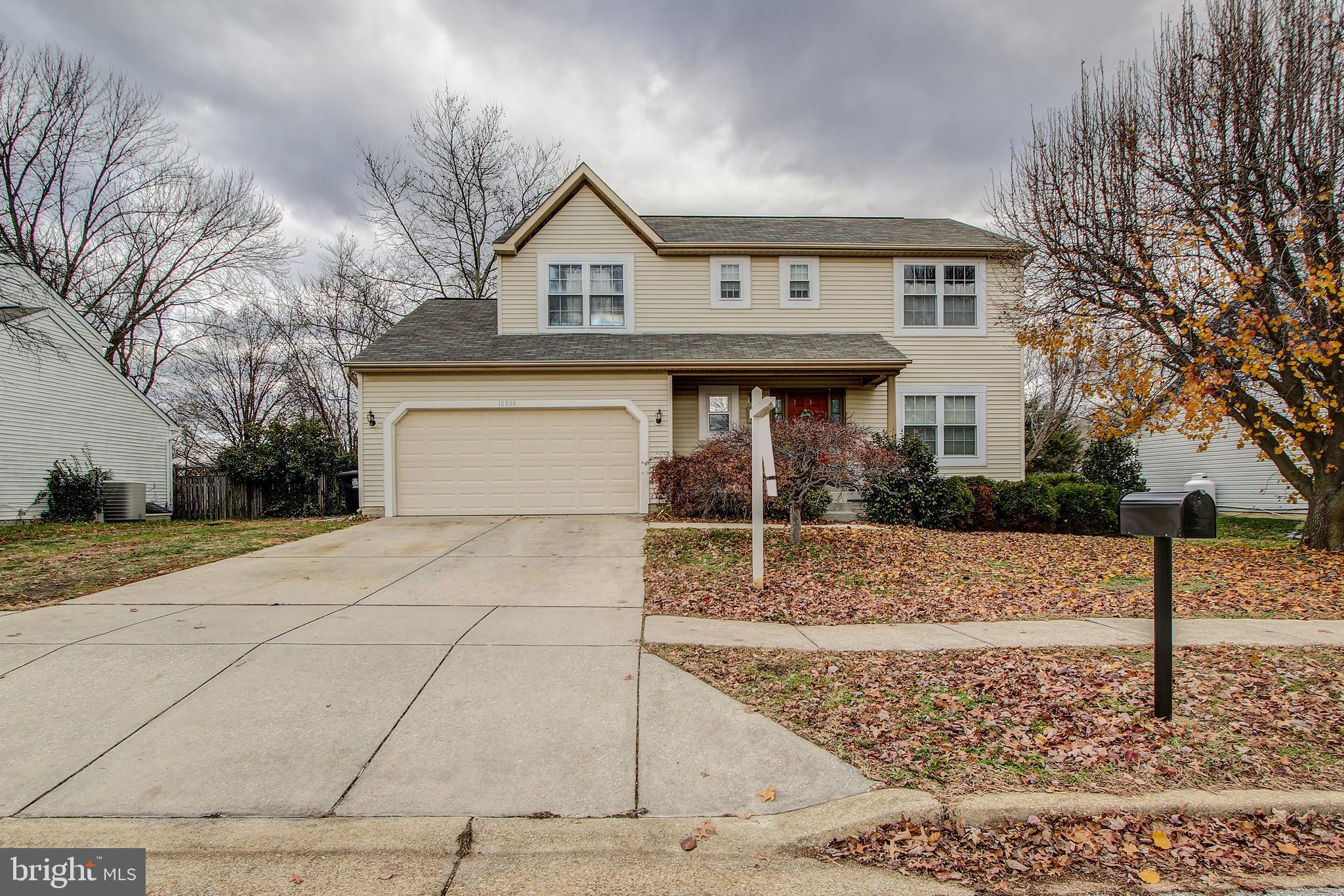 TURN-KEY ready and available for immediate possession in a quiet well established neighborhood. Come
