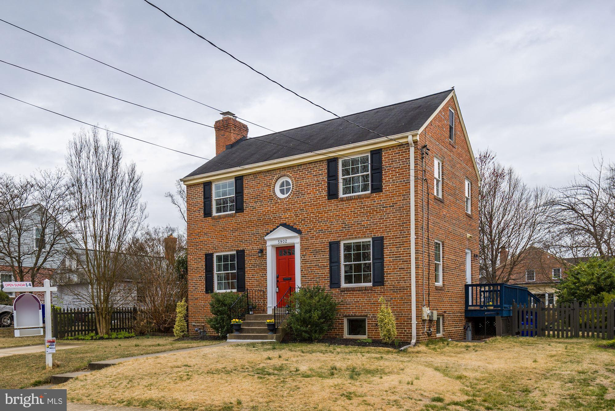 Wonderful Wyngate- an idyllic neighborhood nestled in the heart of Bethesda!  Ideally located Colonial near major commuter routes and highly rated schools.  You don't have to do anything to this well-maintained and move-in ready home!!  The main level has great circular flow with a large living room, formal dining room, kitchen with new granite counter tops and appliances, and a sun-drenched family room with south facing windows and access to the fully landscaped, fenced backyard and wraparound deck.  Fun neighborhood with an annual Fourth of July parade with games, music and decorated bikes, trikes and strollers.  Come see this gorgeous home!!