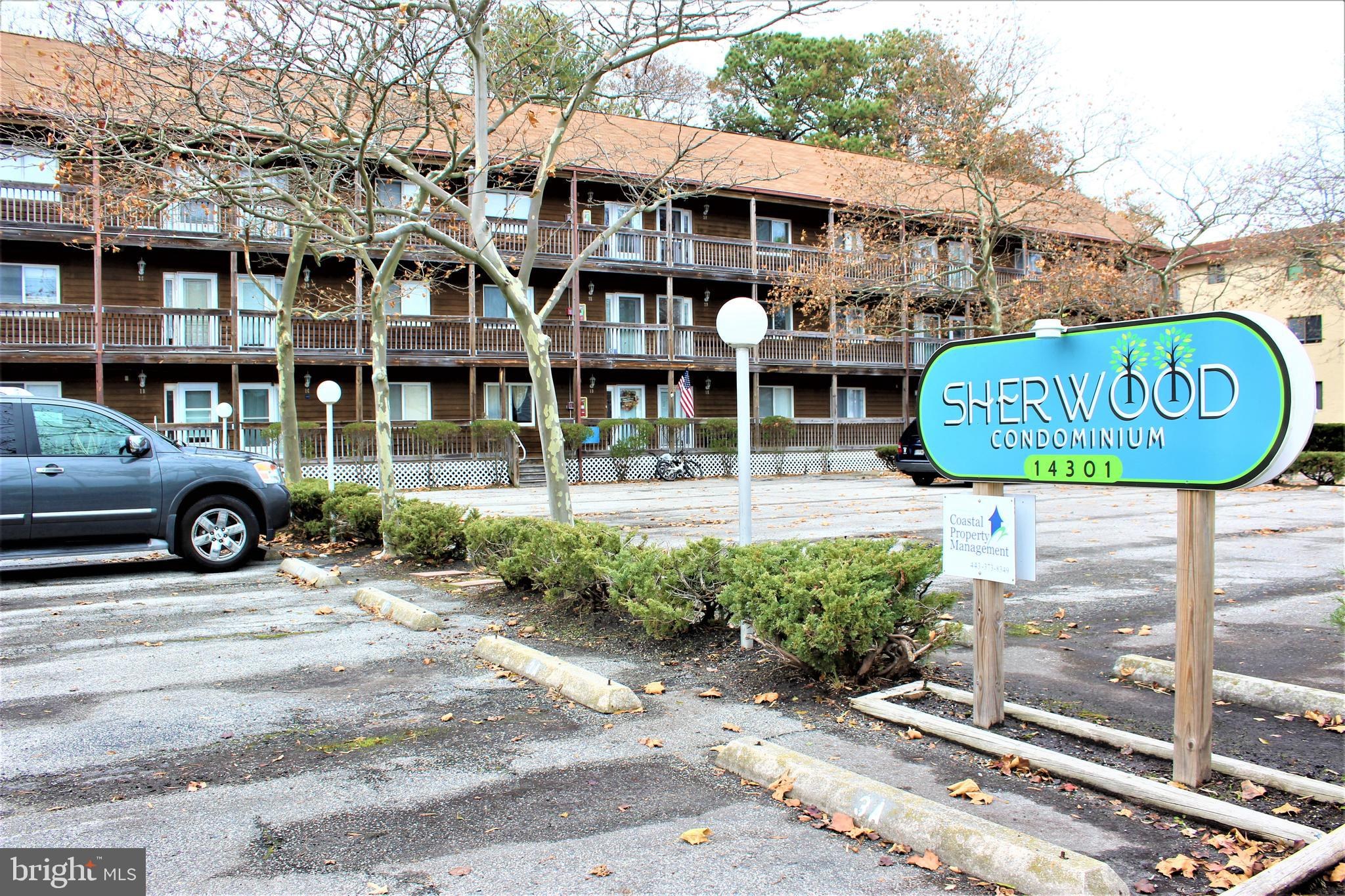 Well maintained 2nd fl. condo in North Ocean City. Located in the Caine Woods sub-division, close to tax free De., Movie Theater, Shopping & Restaurants. Condo features upgraded vinyl plank flooring, updated BA's, split BR plan, breakfast bar, rear balcony & 2 assigned parking spaces. Make this your next stop in Ocean City.