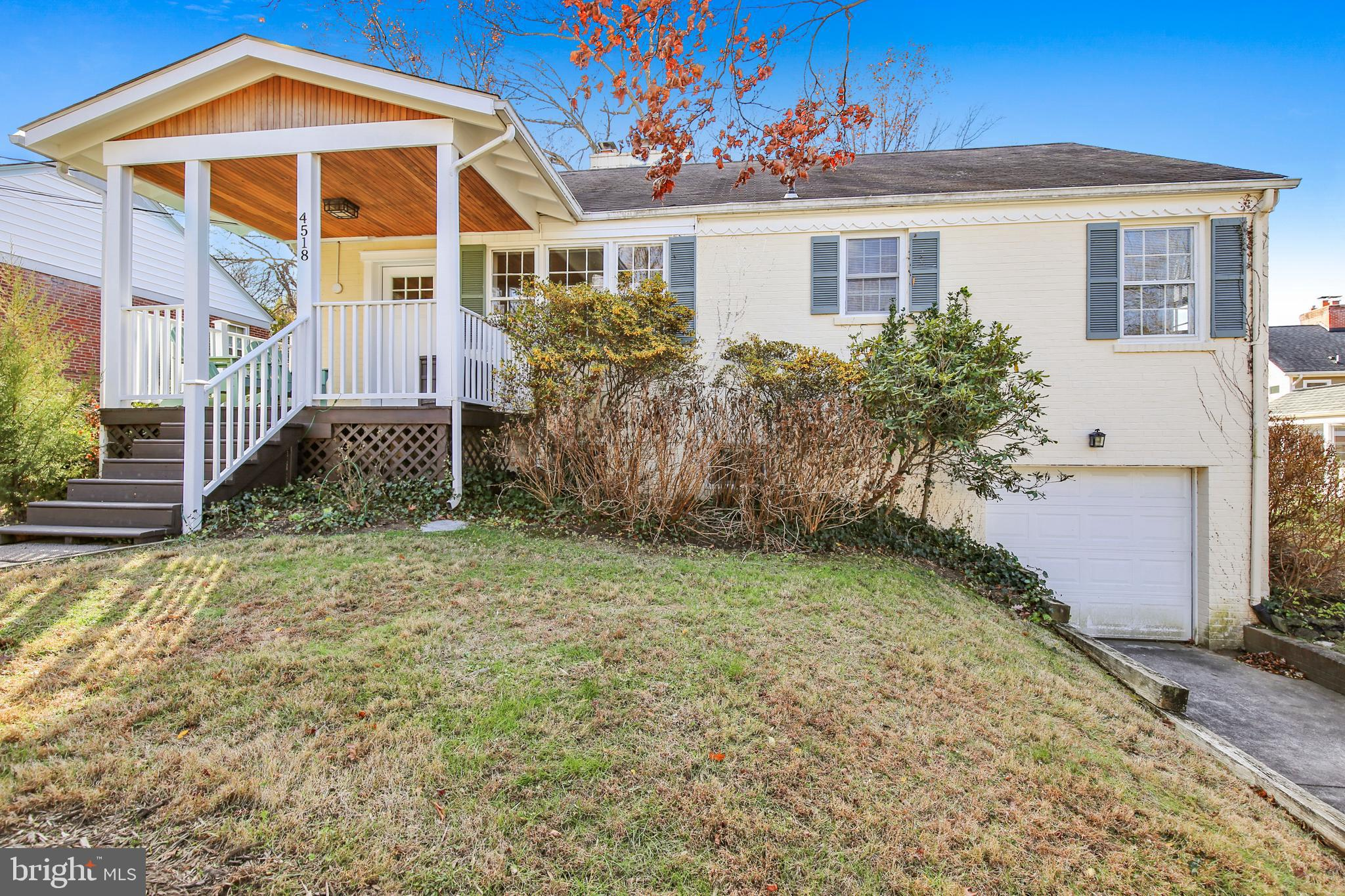 Beautiful home sited on an 11,698 square foot lot!  Renovated kitchen;  stunning, spacious, sun-fill