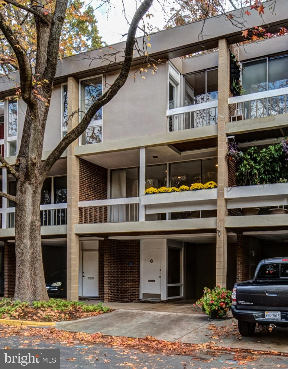 # Modern Living - Do not miss the opportunity to own this Mid Century Modern Townhome designed by on