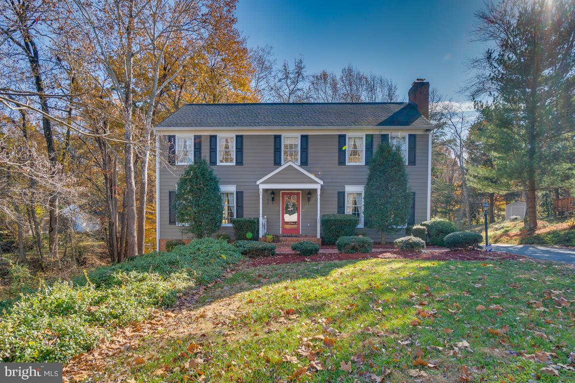 Come check out this colonial dream home in the sought after Woodlawn subdivision.  Meticulously main