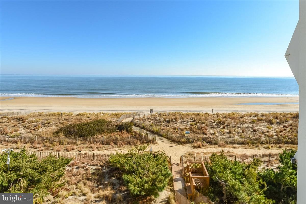 Enjoy Beautiful, Oceanfront Views from this 4th Floor unit in the Desirable Pyramid Building. The un