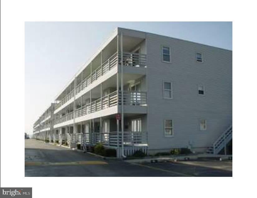 Mid-town location in Ocean City. This First Floor 2 Bedroom / 2 Bath spacious unit is just across th