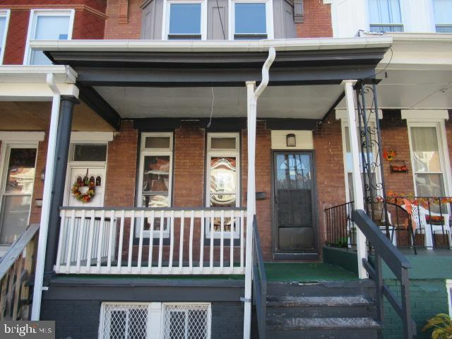 """Fantastic opportunity for investors and homeowners alike. This little gem in East Baltimore offers something for everyone. Hardwood floors throughout, fenced yard, generous sized bedrooms, partially finished basement and the list goes on. This would make a great first home to put a little """"Elbow Grease into for instant equity or a super choice to add to the portfolio of the savvy investor . Property needs repairs and is sold AS-IS but it is worth the time, effort and every penny. Don't miss your chance."""