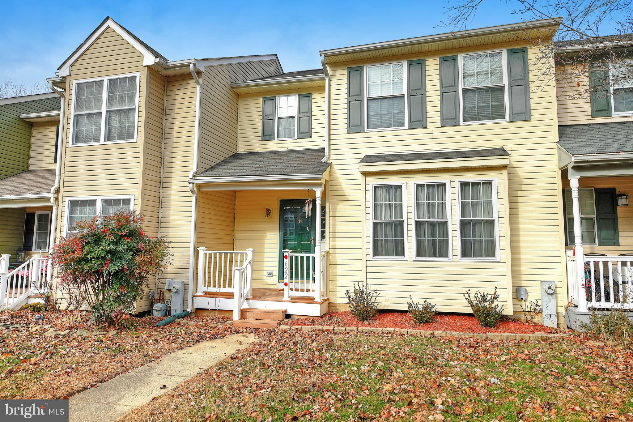 Nice townhome in move in ready condition. Newer HVAC system. All floors are wood or tile. Partially