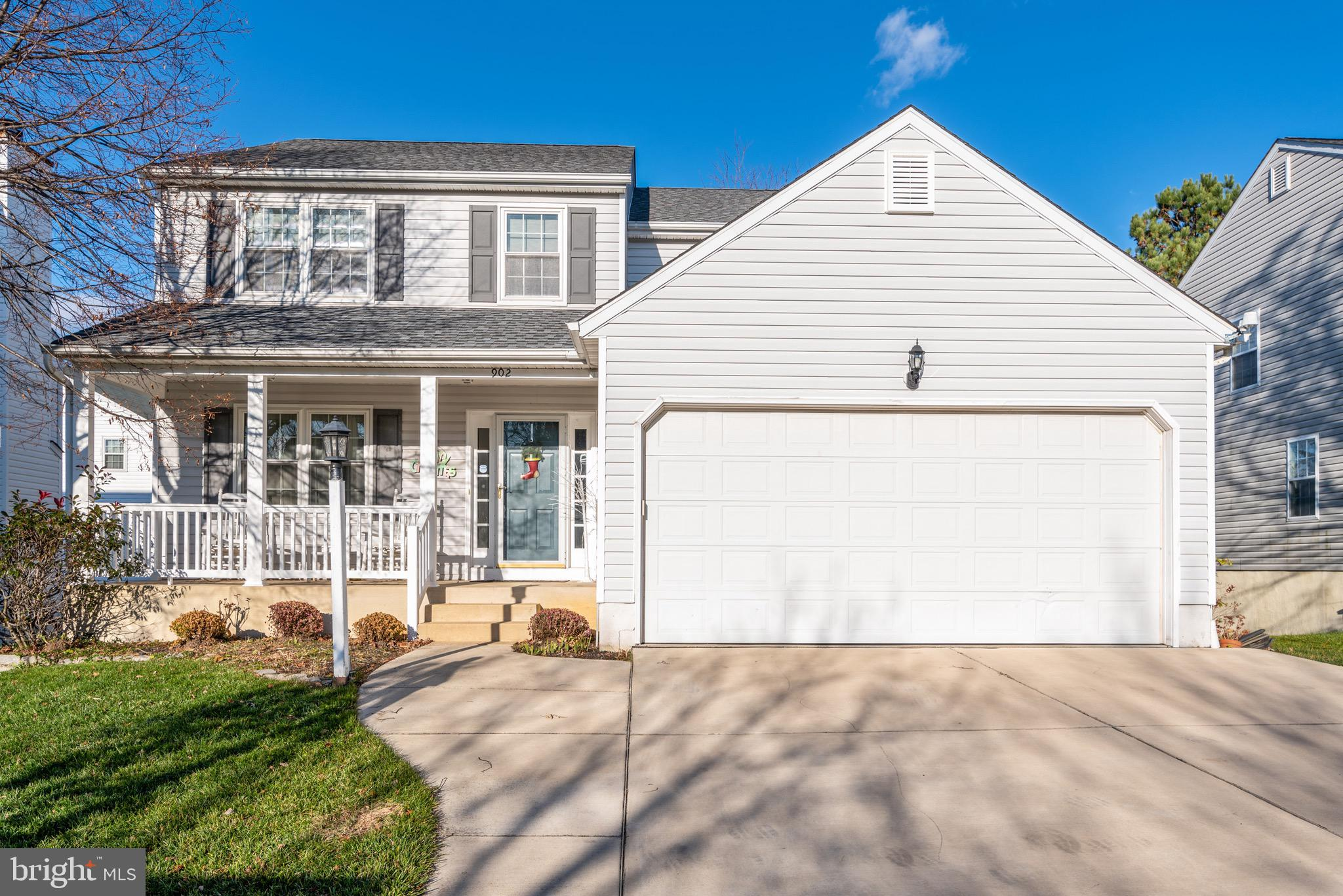 Piney Orchard 5 bedroom colonial.   The eat-in kitchen has been updated with all new stainless appli