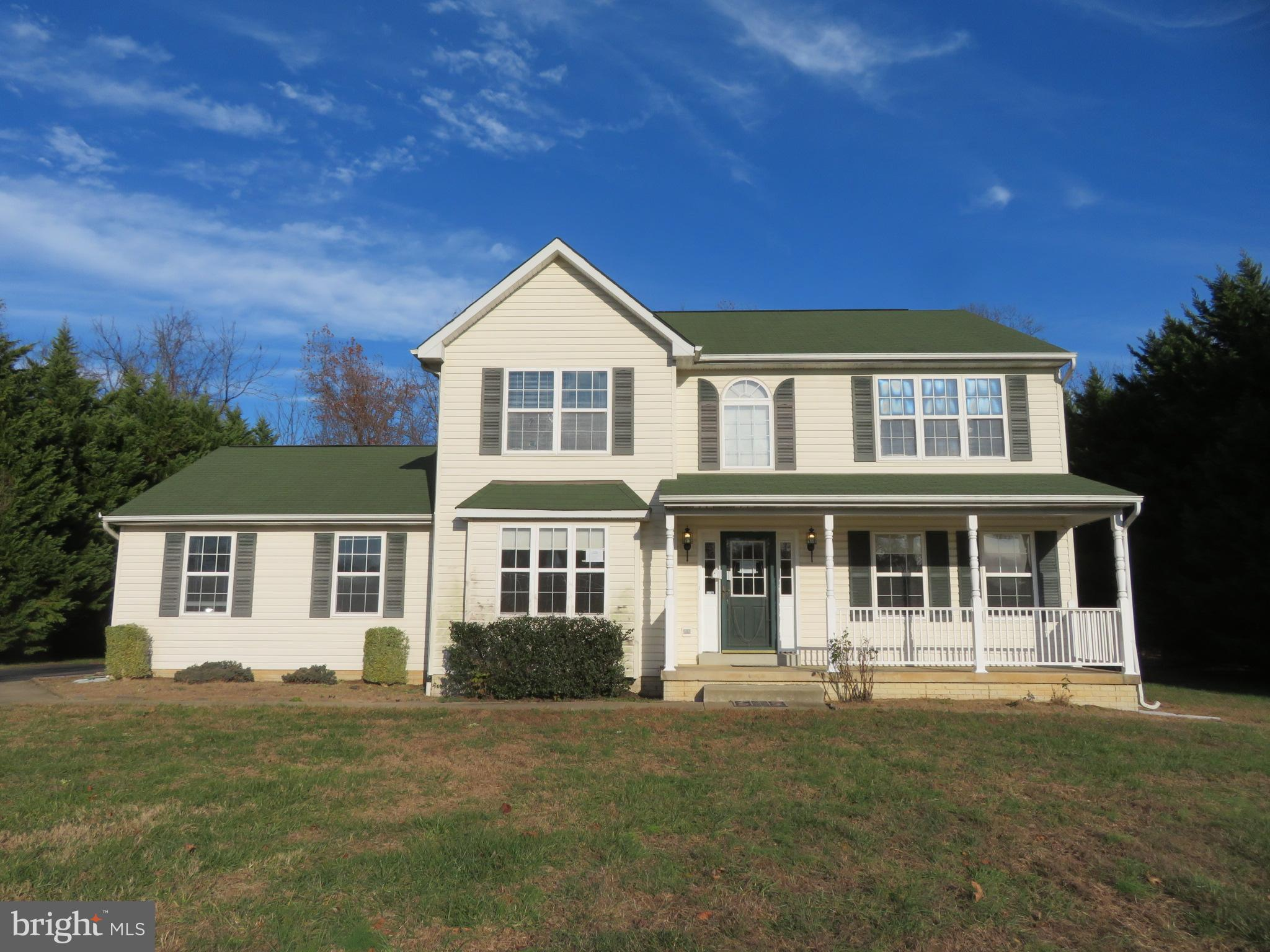 Great Value, Two story Colonial, 3 bedrooms, 2.5 baths, with unfinished basement. Spacious main floo