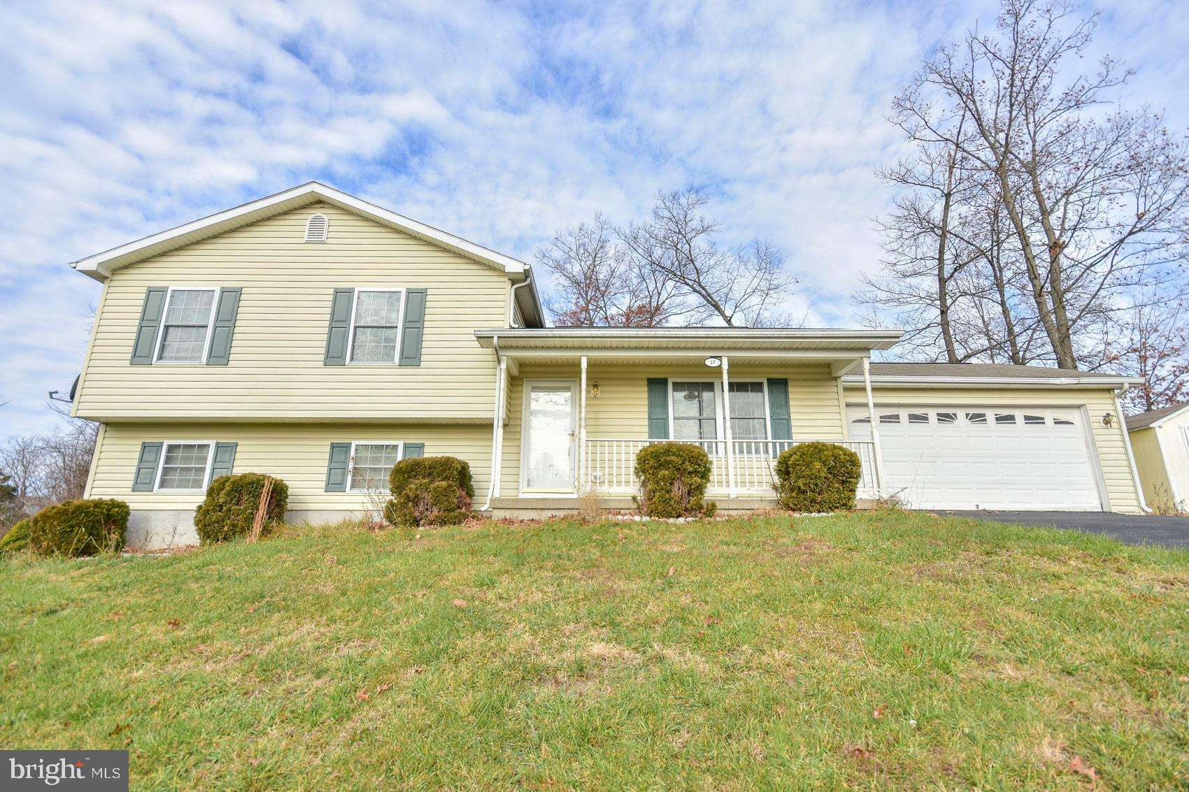This Lovely Split Level is located on a cul-de-sac and very convenient to I-81 and Rt. 11, making th