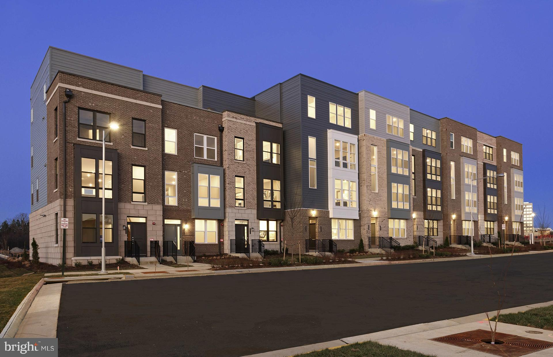 NEW HOME. MetroPark @ Arrowbrook by Pulte Homes. Well Appointed Brick Front Luxury 2 Story Townhome