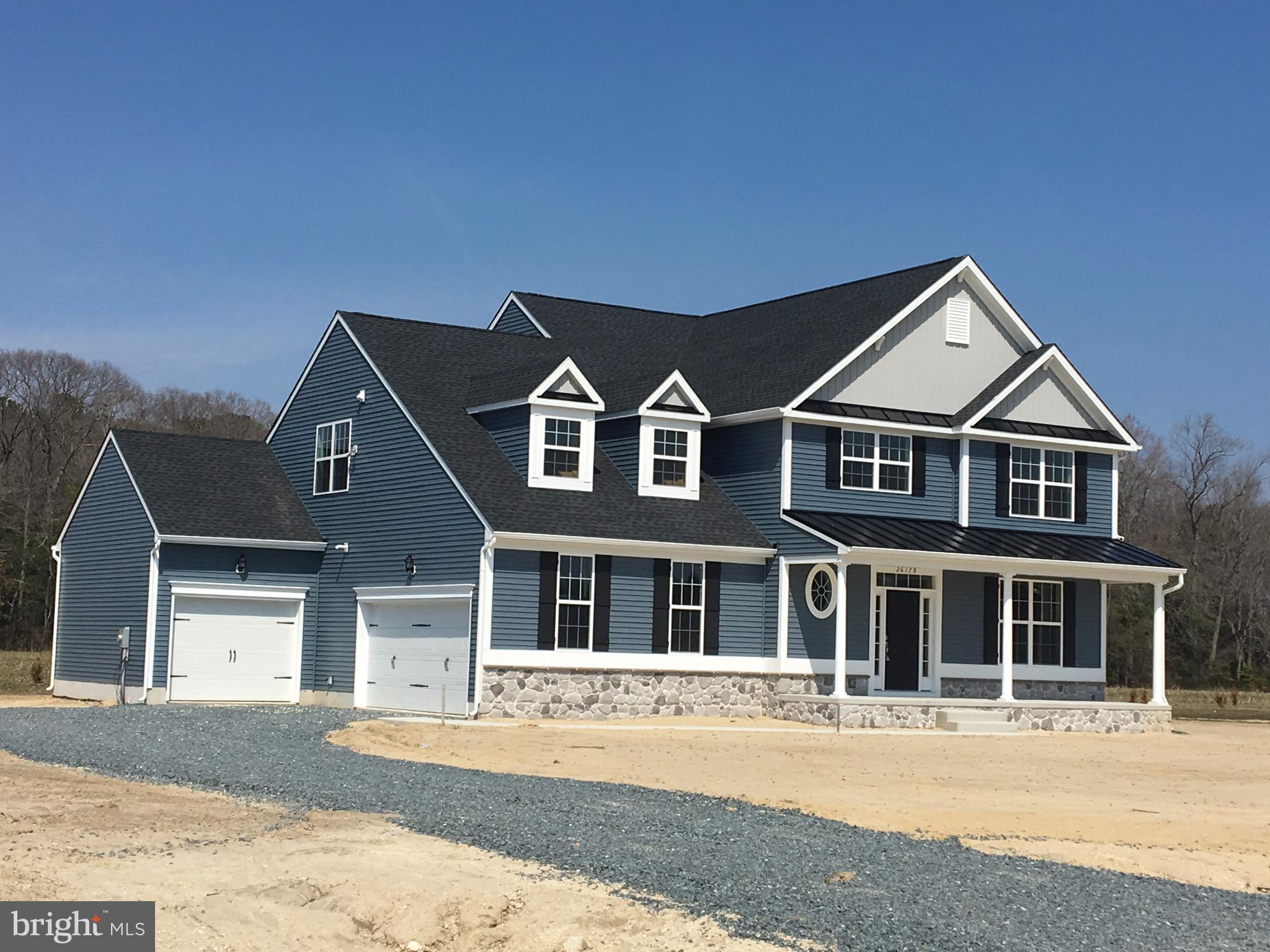 Quality, Amish Built, New Construction, Efficient Homes Available on Large Lots in a Prime Location