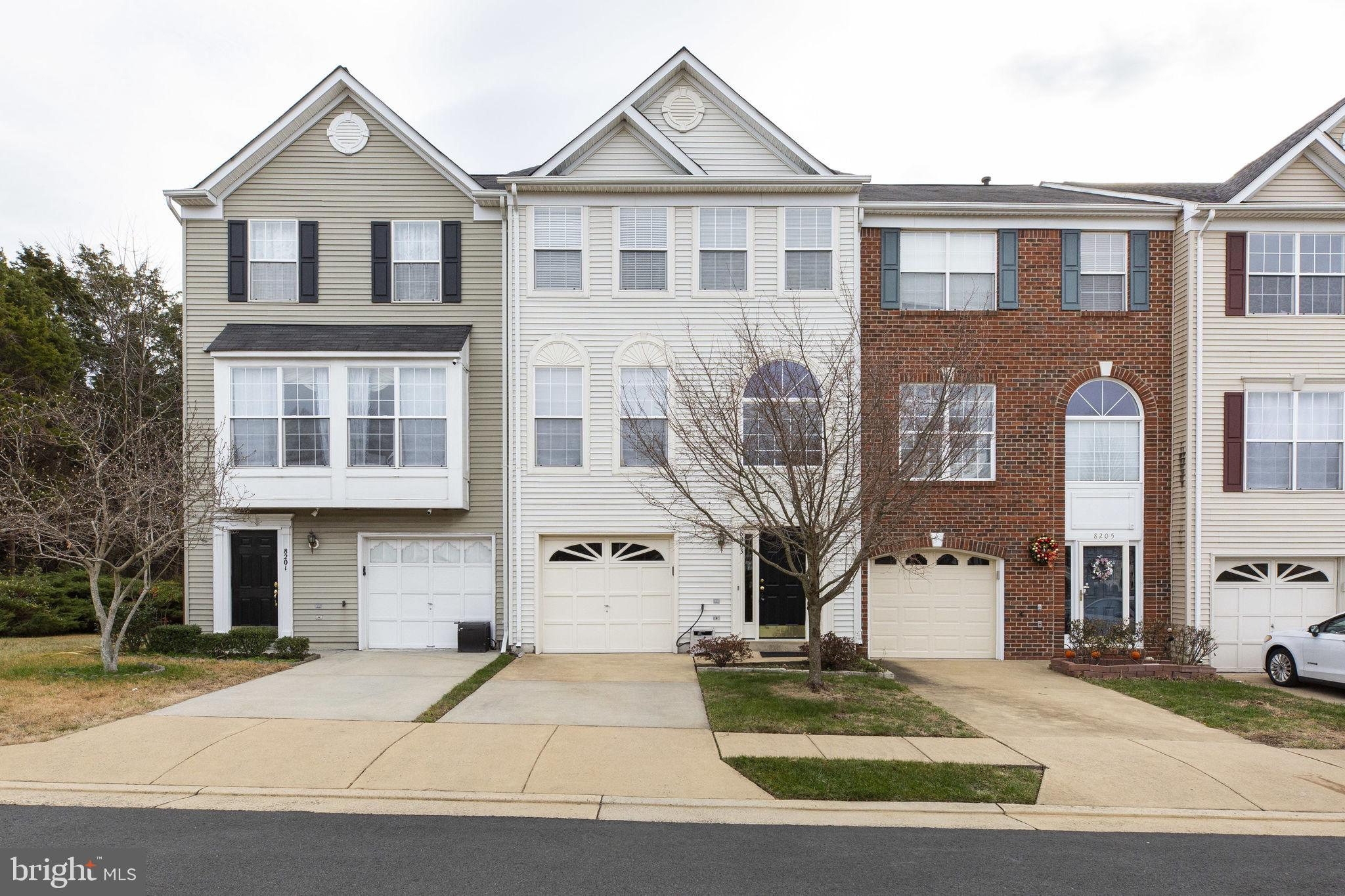 Welcome Home! This immaculate 3 level townhome boasts many great features such as new flooring, fres