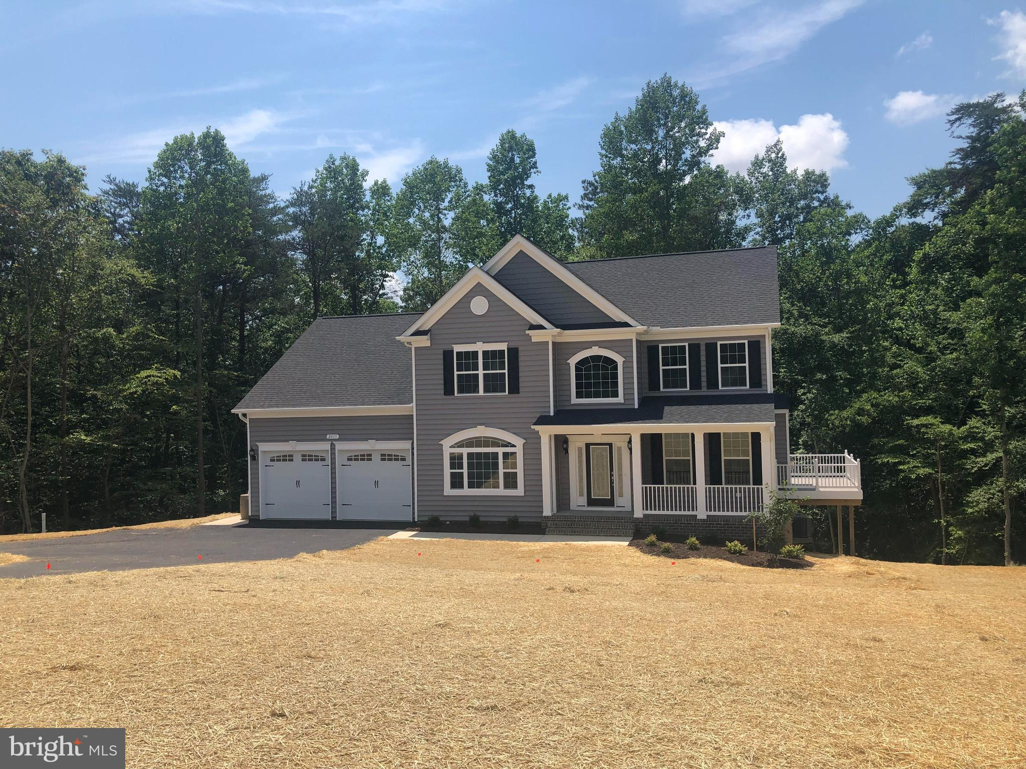***TO BE BUILT****New Homes in Prince Frederick! House & Lot packages starting in the $430's! Commun