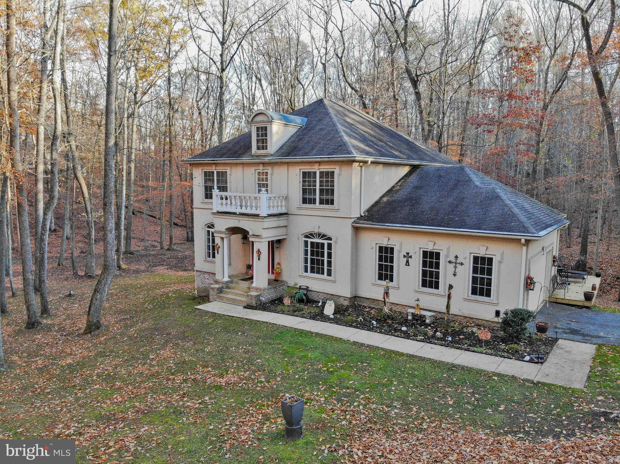 The most amazing French Provincial style home you have ever seen.  This gorgeous custom-built, 3 lev