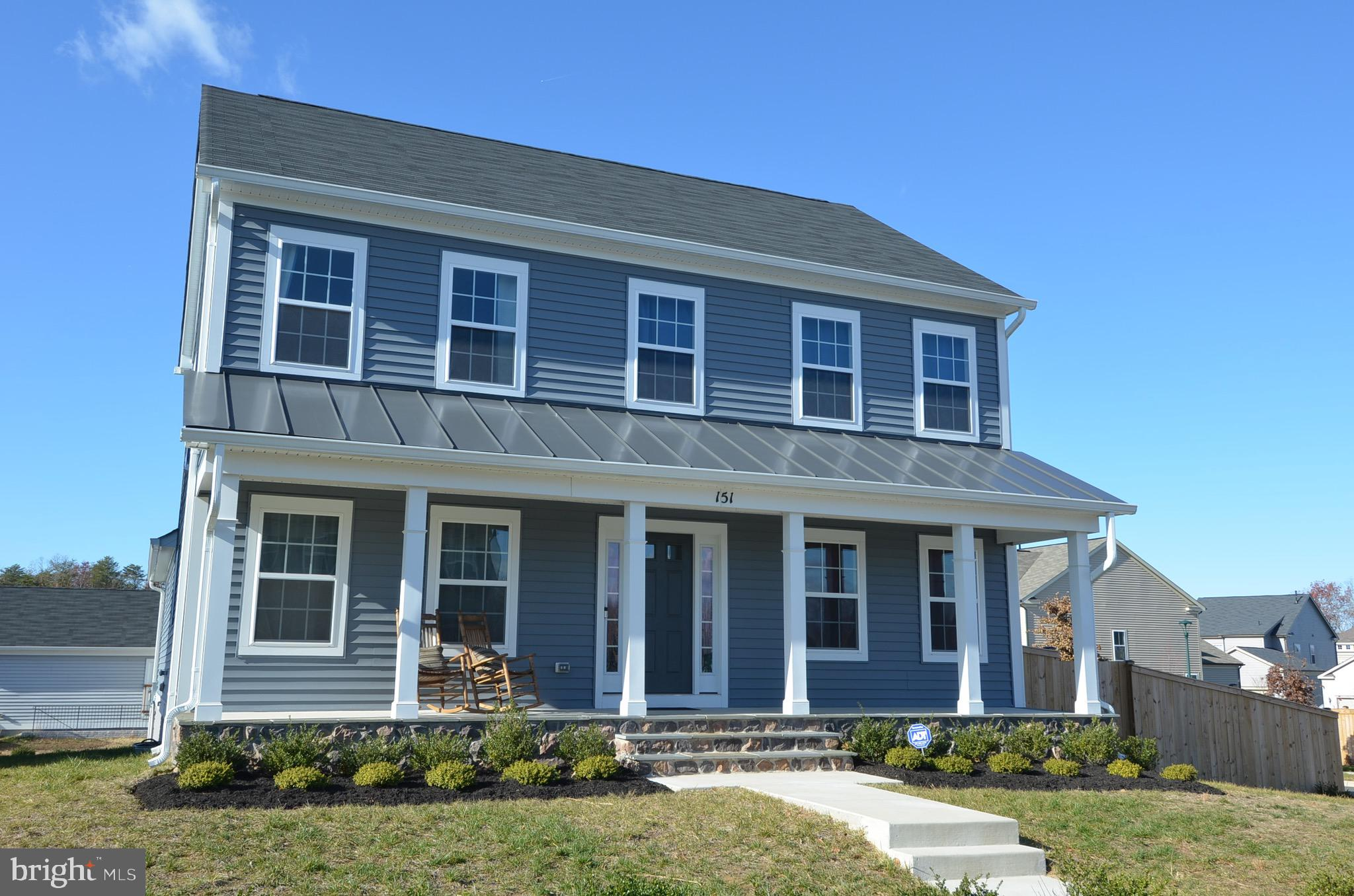 Wonderful almost new home with fully fenced yard and attached 2 car garage.  4 bedroom and 2.5 baths