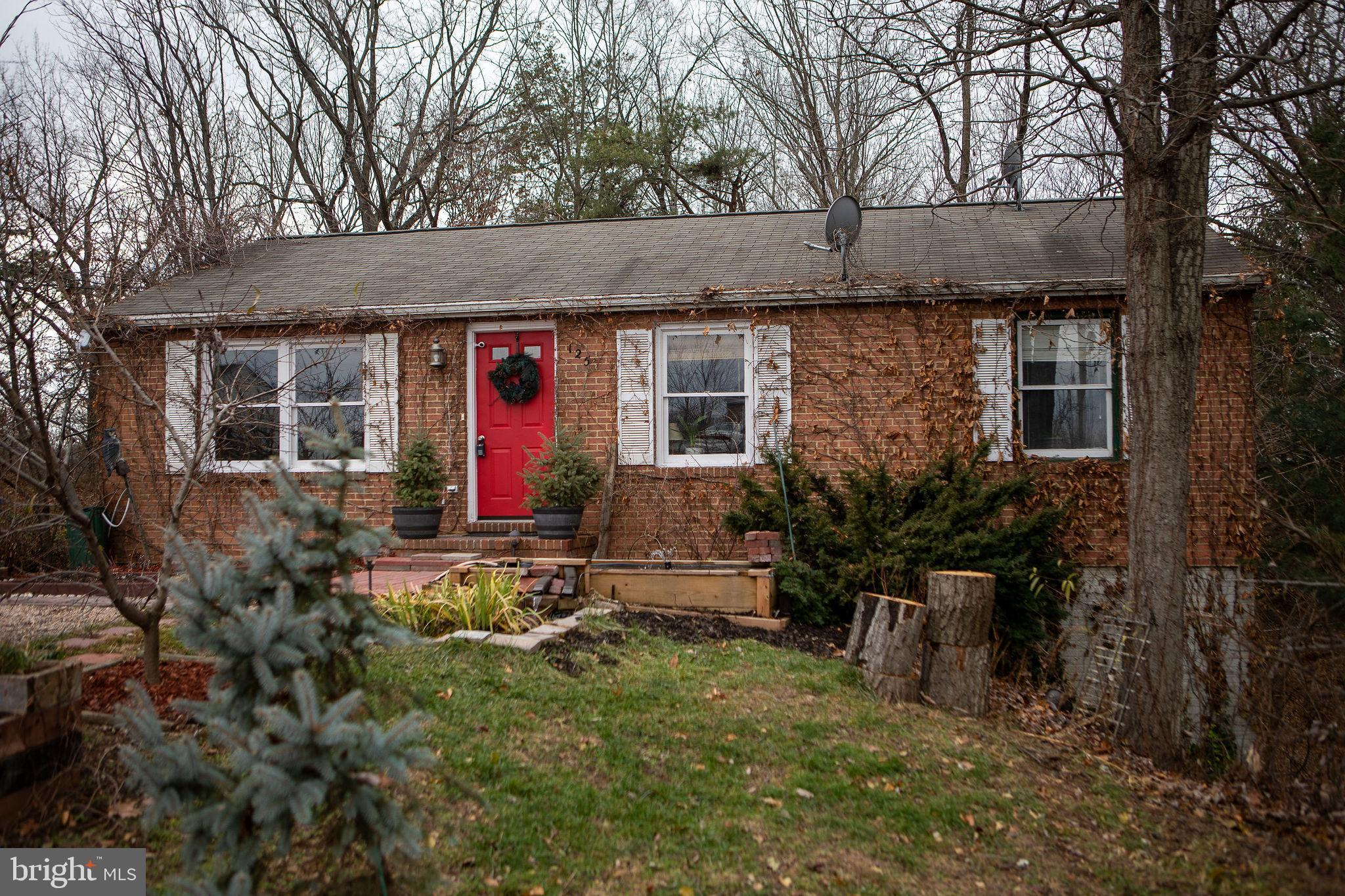 Great four bedroom  (plus office space, craft or music room) two bath rancher on fully finished walk