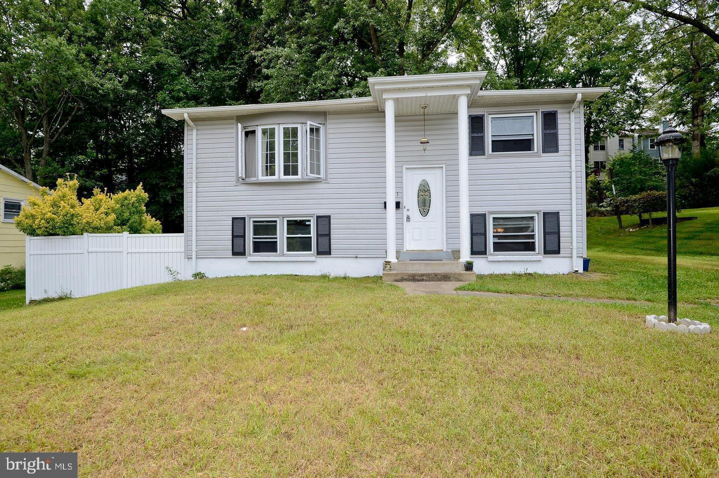 In a Charming neighborhood, Excellent Well Maintained Detached single family home, with many updates