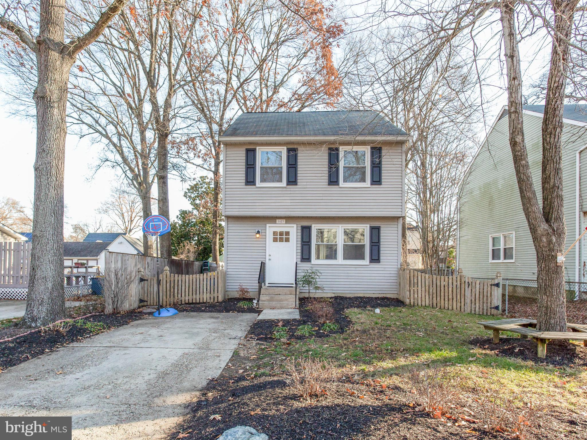 Love living in your beautifully updated 3 bedroom, 1.5 bath home in the water priviledged community