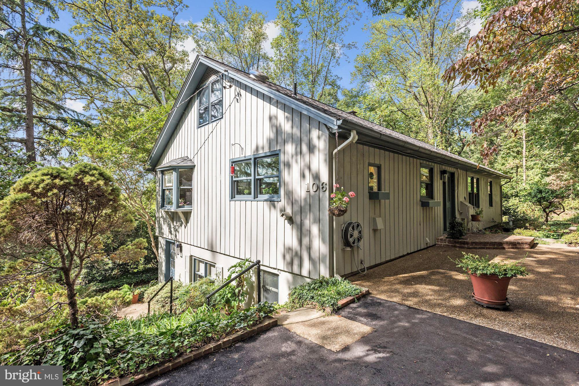 """Gorgeous water views of Round Bay harbor on the Severn River offering an """"on-the-water"""" lifestyle, c"""