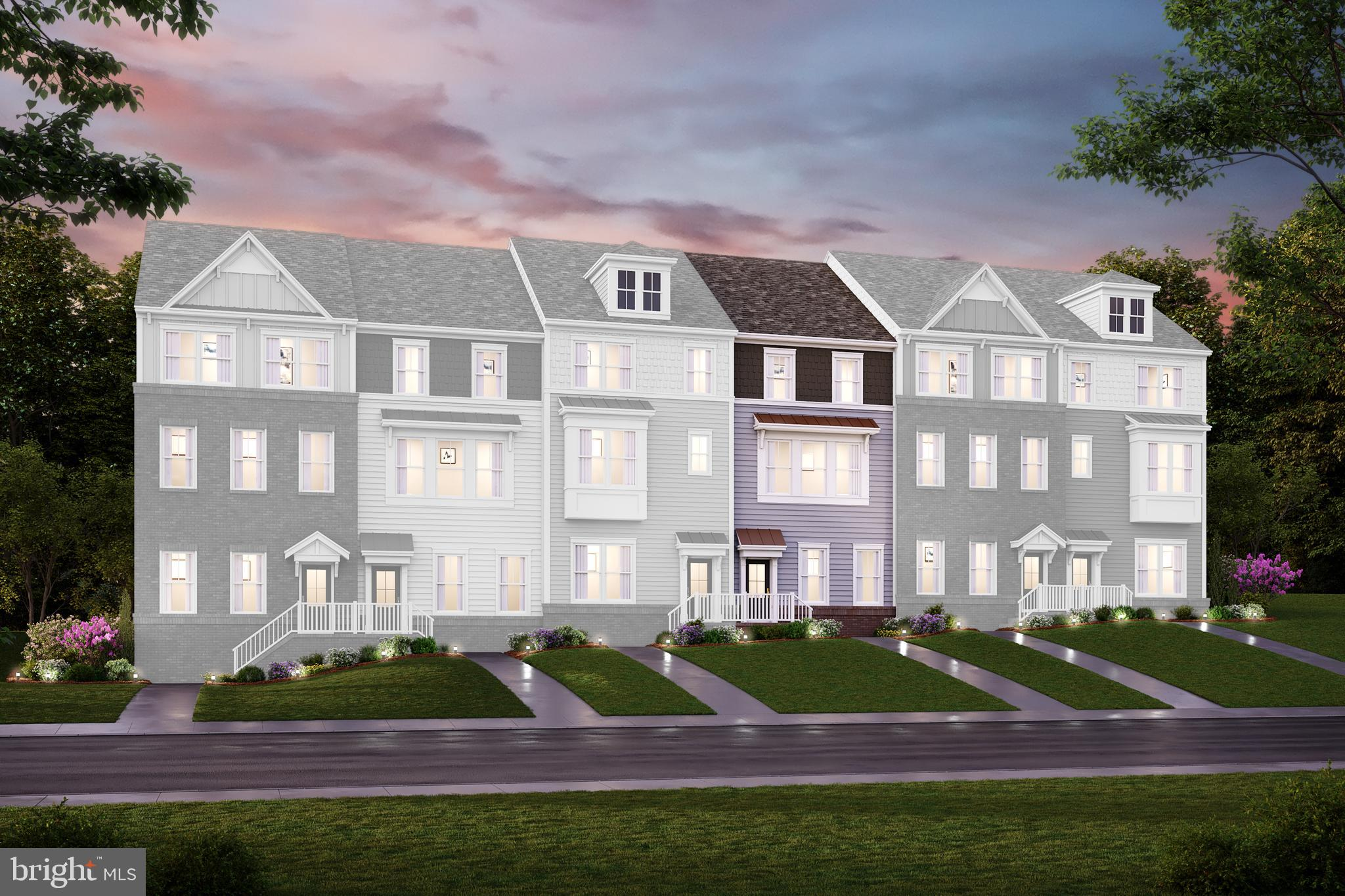 Brand new community located on the Arlington line. Easily entertain in this spacious 4-level townhom