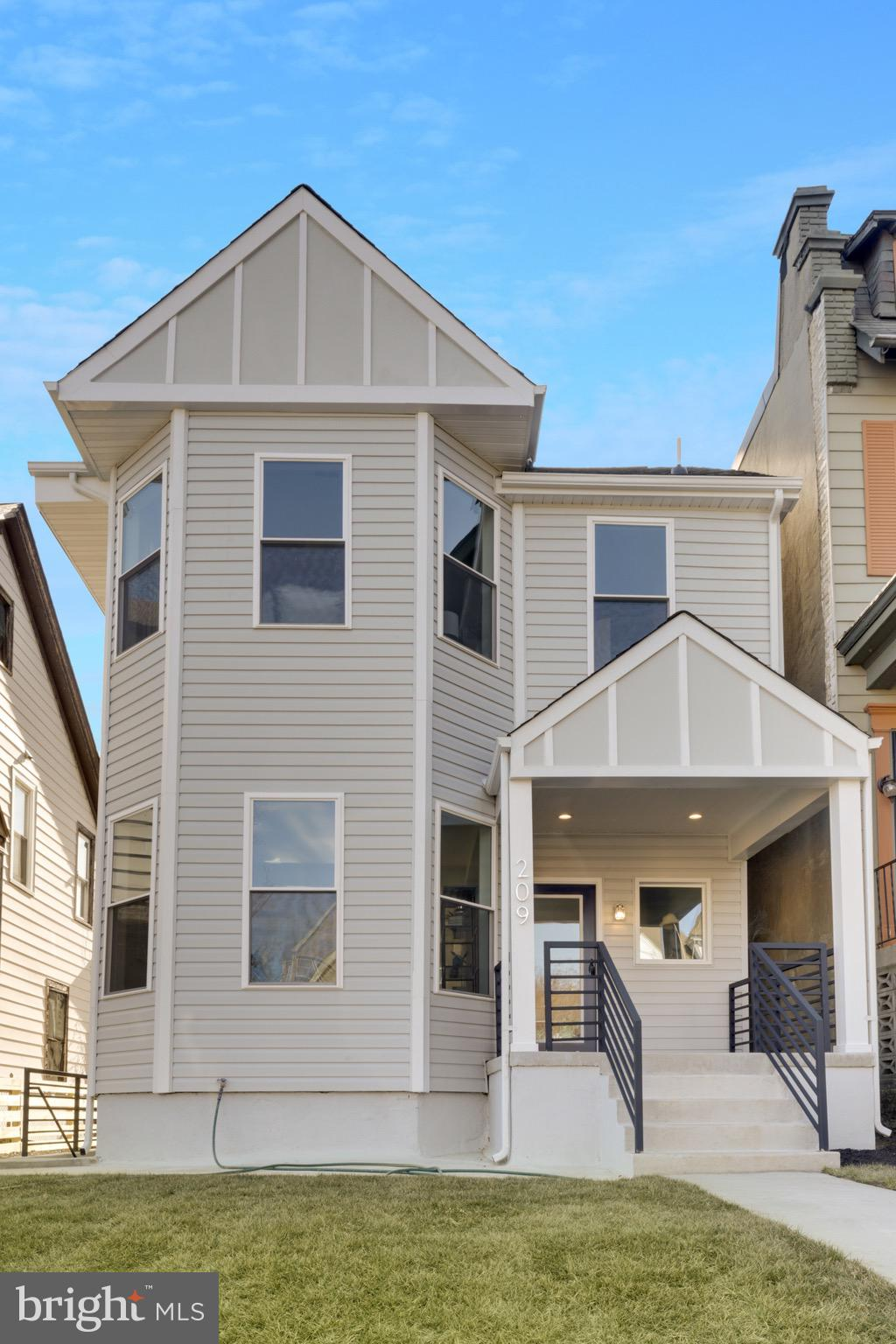 WOW- Completely renovated and located within the heart of ECKINGTON! This is one you do not want to