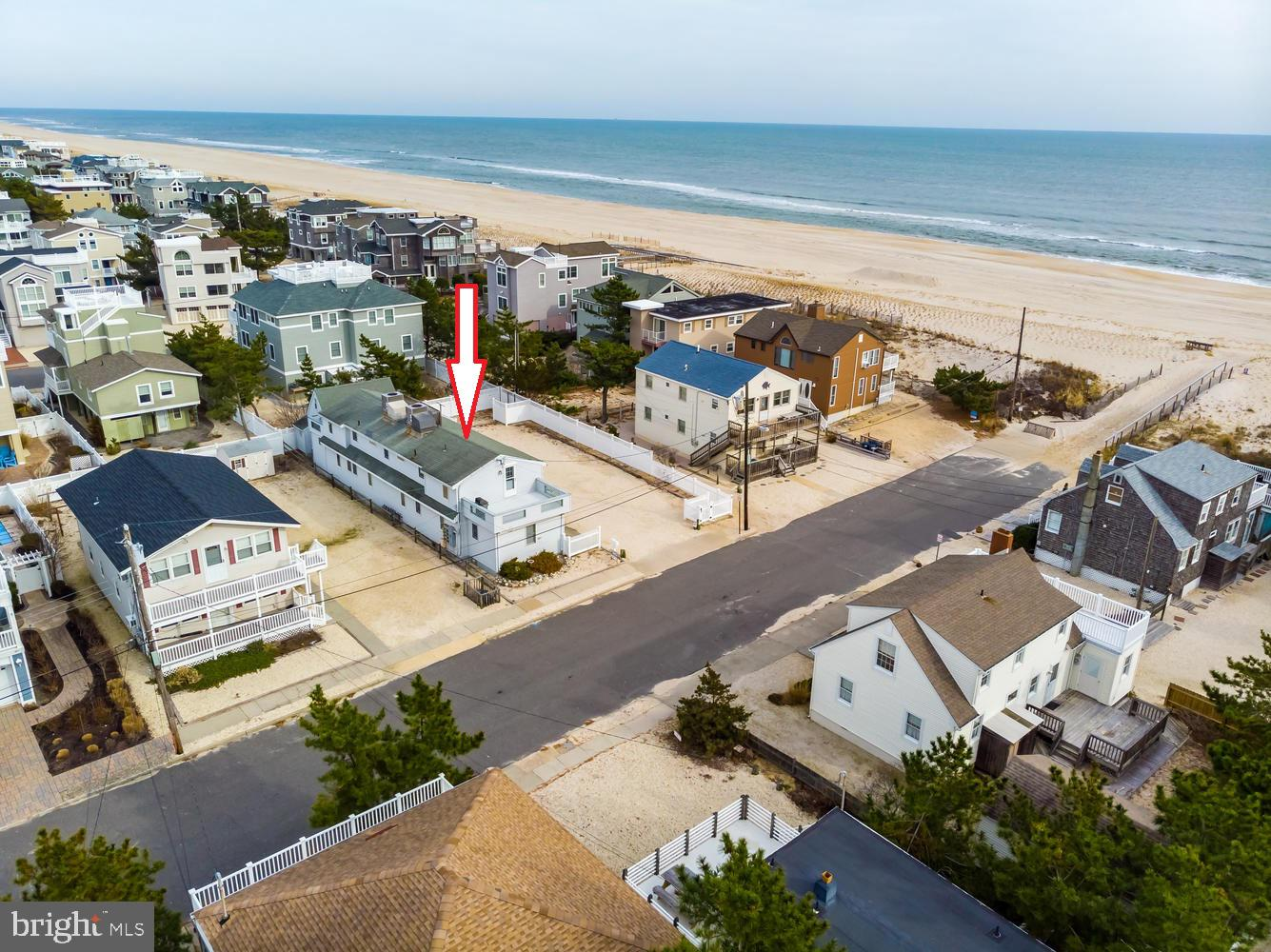 LBI. Ocean Block in Beach Haven Terrace. The condo is literally steps to the ocean and its located 3