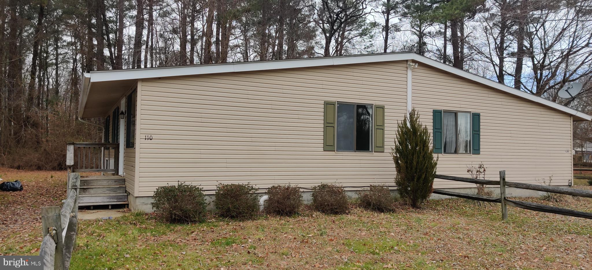 Great opportunity in to own a home in Grasonville - you won't find a better deal on a move-in ready