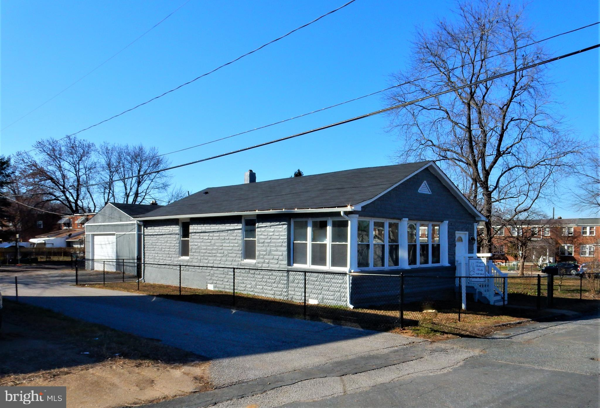 Beautifully Renovated Rancher on a Large Corner Lot! Over 1800 finished sq ft on Nearly a Third of a