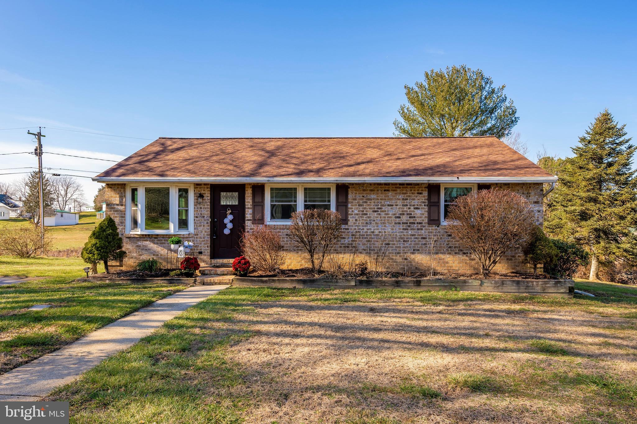 The search is over!  This 2 level rancher style home is completed updated and ready for you to just