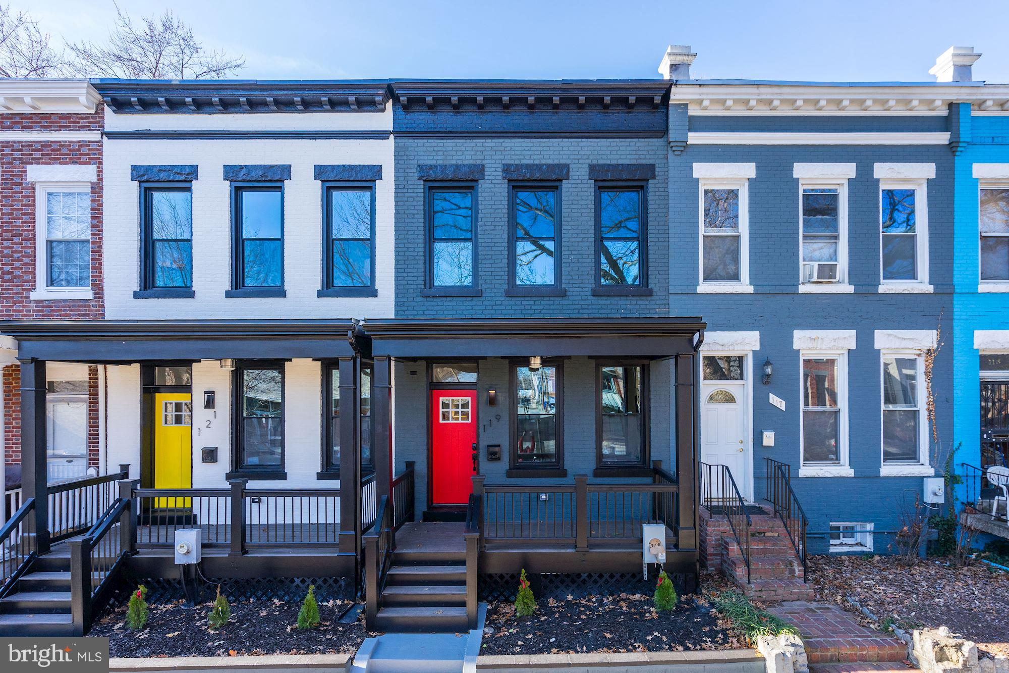 PRICE REDUCED!! Fully remodeled row home on Capitol Hill! A short distance to Eastern Market and Bar
