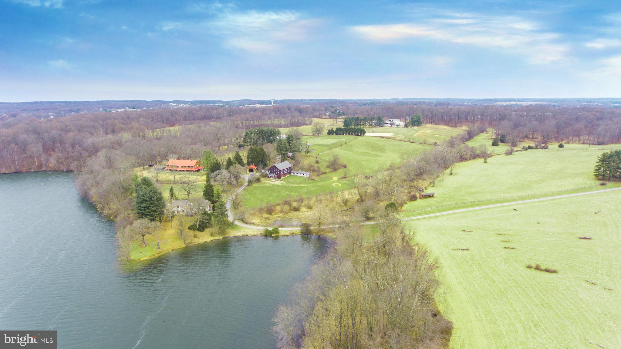 This magical waterfront estate is available for the first time in many years.   Recently developed b