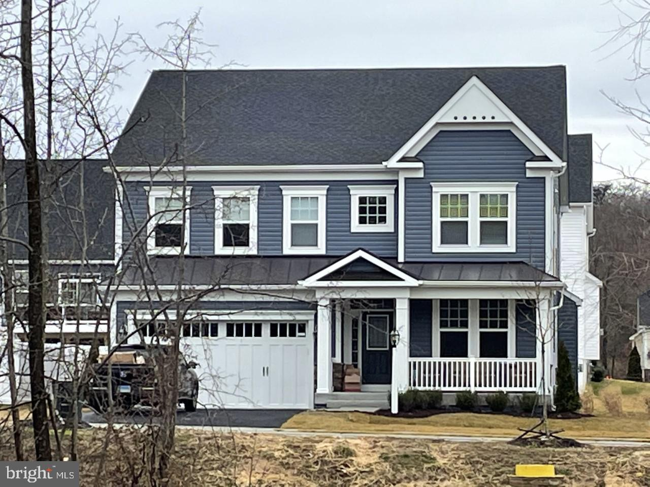Koch Home's 4 car garage Greenbrier features an open floor plan and   large bedrooms with huge walki