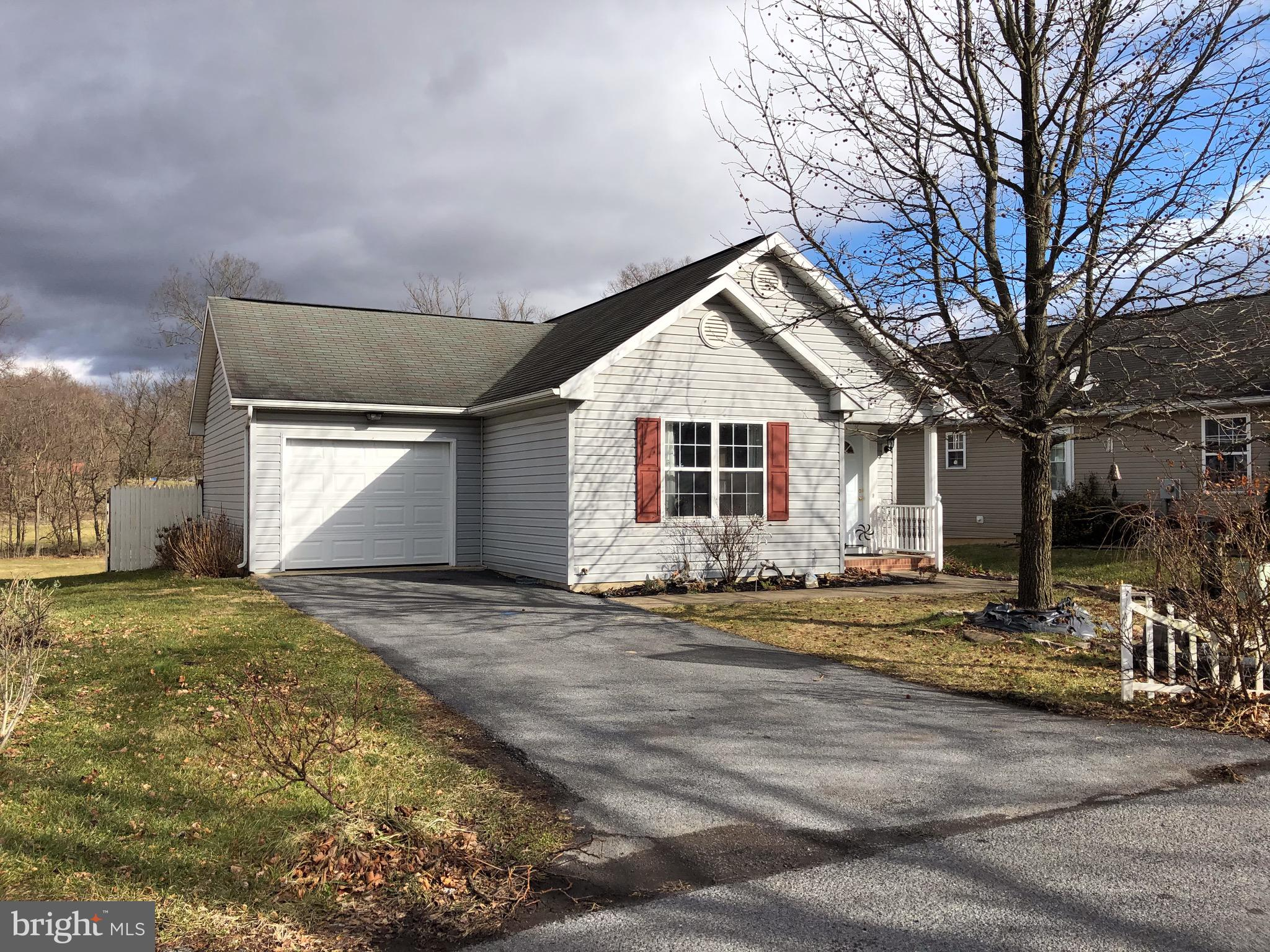 One Level Living at its finest!  A captivating cape cod in a great location!  Desirable Dry Run Comm