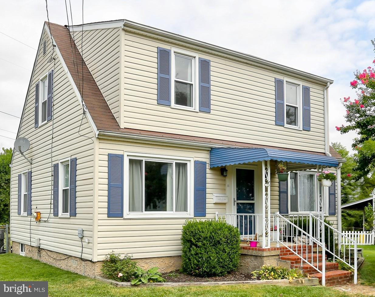 Beautiful well maintained Cape Cod located in much sought after Linthicum. This home features three