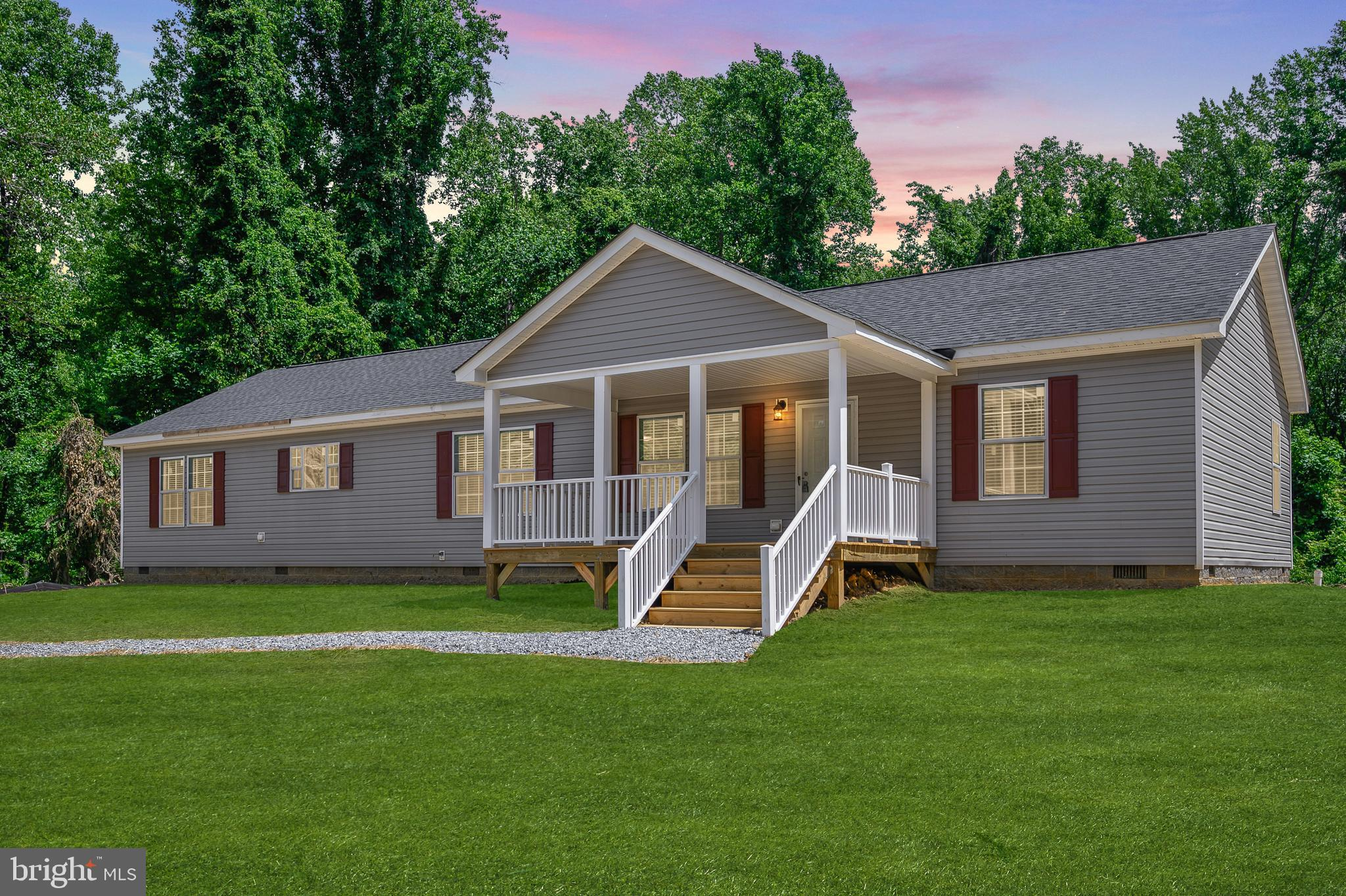 This brand new home is now ready for delivery!!  Less than 5 minutes from the VRE in South Stafford.
