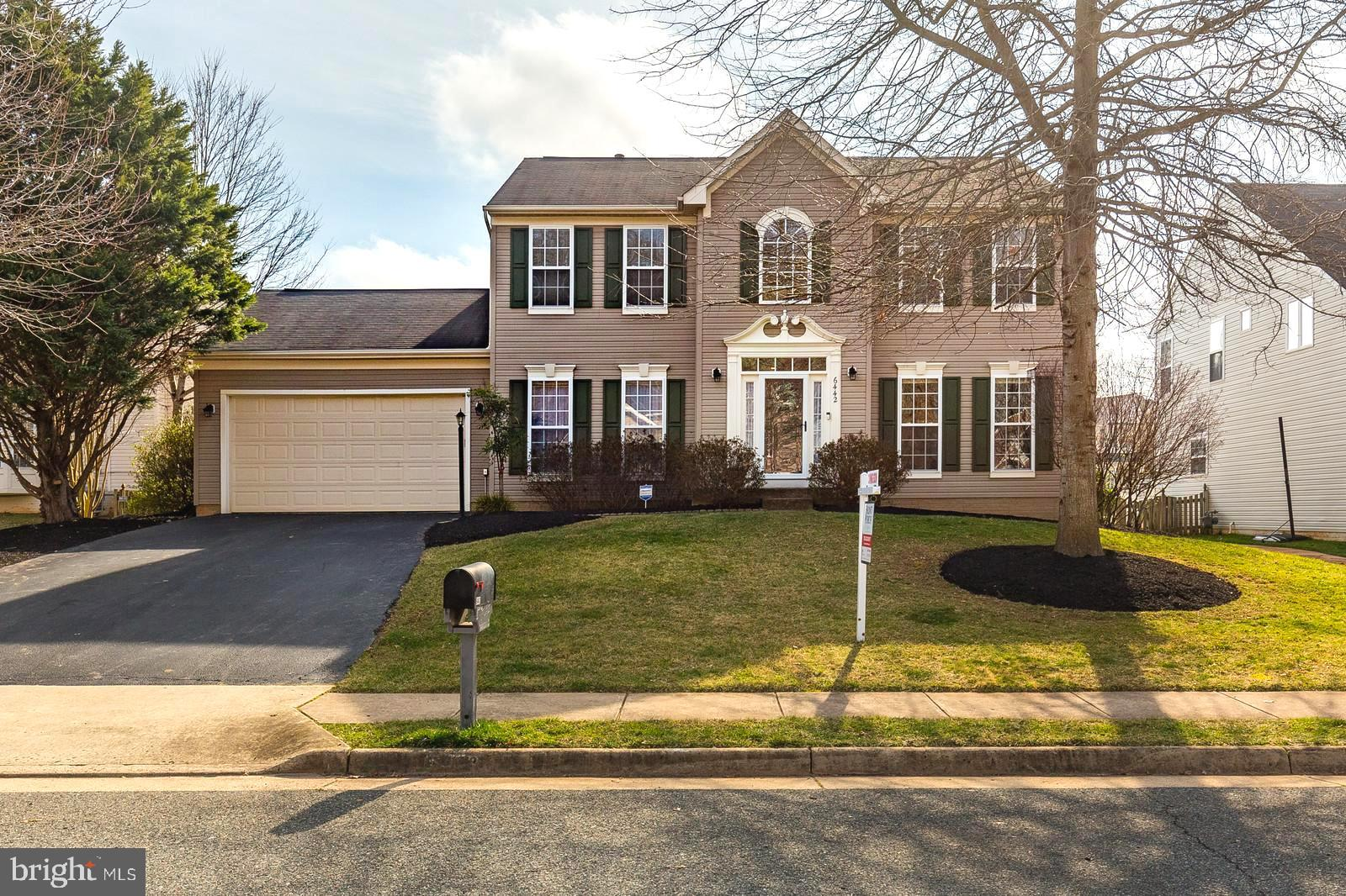 Gorgeous home in sought after Ashland Conservancy! 5 bedroom/3.5 baths- 5th bedroom in basment not t