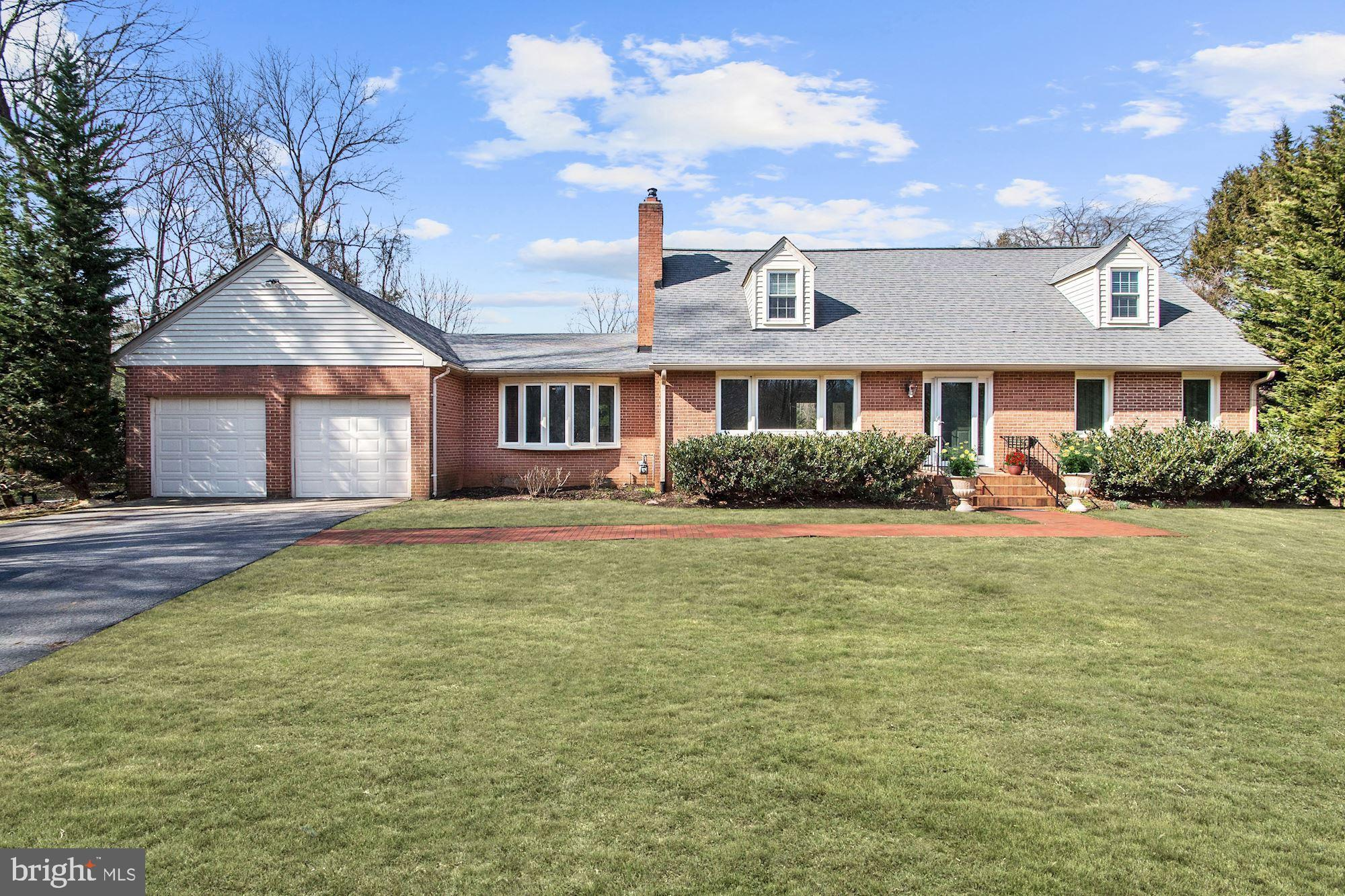 Enjoy absolute luxury and peaceful living in this remodeled residence.  This elegant home was remodeled in 2015-16 by Hopkins & Porter and sits proudly on a picturesque 1.13-acre lot.  You will love the private and peaceful lifestyle while still being within easy reach of Bethesda and Washington DC.   A spacious, light-filled open-plan layout ensures a bright and contemporary feel to the home.  Wood floors flow underfoot and large windows perfectly frame the gorgeous surrounds. The dining and living zone has a stunning fireplace while the spectacular kitchen is also open to an eating area.  Showcasing upgraded counter tops, high-end appliances, an island and striking Shaker-style cabinets, this kitchen has been designed to impress.  Relax with guests in the expansive outdoor entertaining areas,  screened porch or around the fire pit and admire the incredible landscaping and mature trees that envelop the property.  There are three large bedrooms and 2.5 baths including the main-floor master suite with an opulent master bath.  Extra show-stopping features include recessed lighting, walk-in closets, window treatments, ceiling fans and a two-car garage.  Currently in the Wootton  School district.
